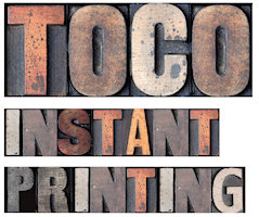 Toco Instant Printing