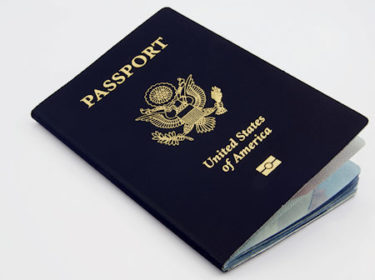 printing us passport